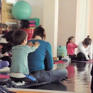 atelier massage parent enfant