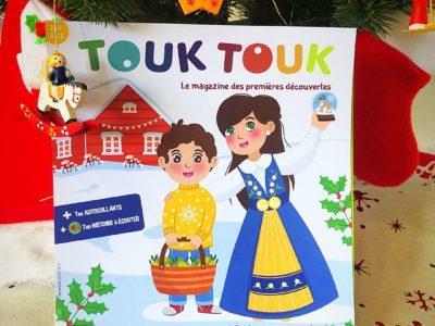 Magazine Jeunesse : 6 Bonnes Raisons d'Offrir Touk Touk pour Noël