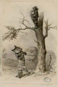 Fables de La Fontaine anthropomorphisme
