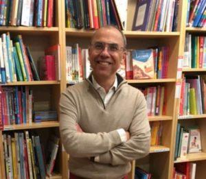 Stéphane Rioult libraire jeunesse Charlylit