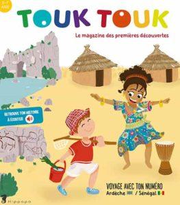 Touk Touk Magazine Ardèche Sénégal