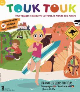 Touk Touk Magazine Bourgogne Australie