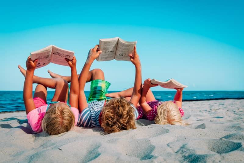 enfants aiment la lecture