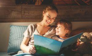 Lecture enfant parent