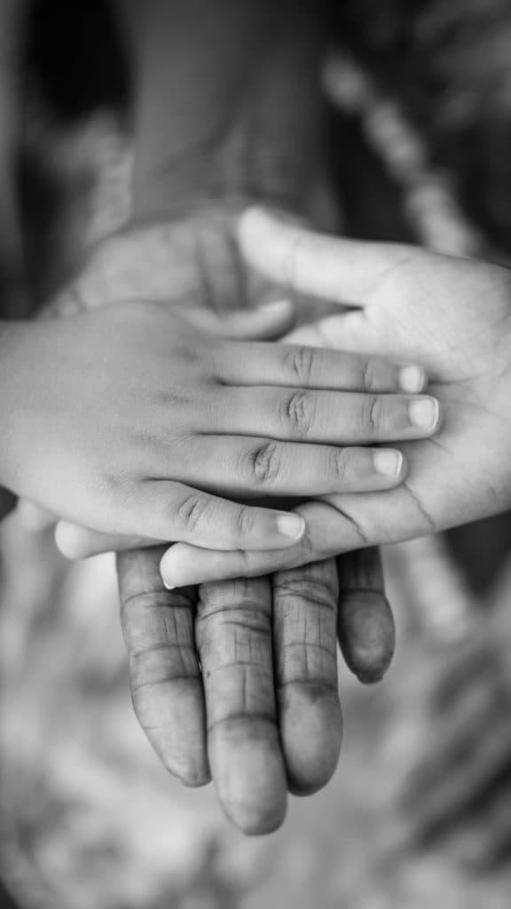 Massages parent enfant