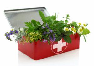 trousse premier secours produits naturels