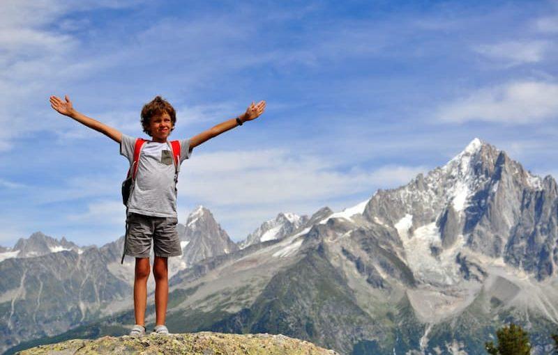 Pourquoi Partir à la Montagne avec vos Enfants cet Été ?